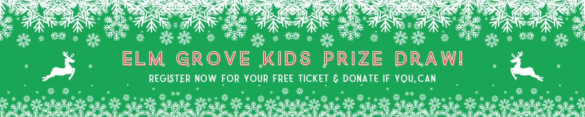 Elm Grove Kids Prize Draw